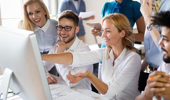 Система онлайн оценки персонала