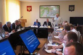 Совещание ВНИИплем в Лесных Полянах