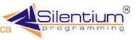 Логотип компании Silentium